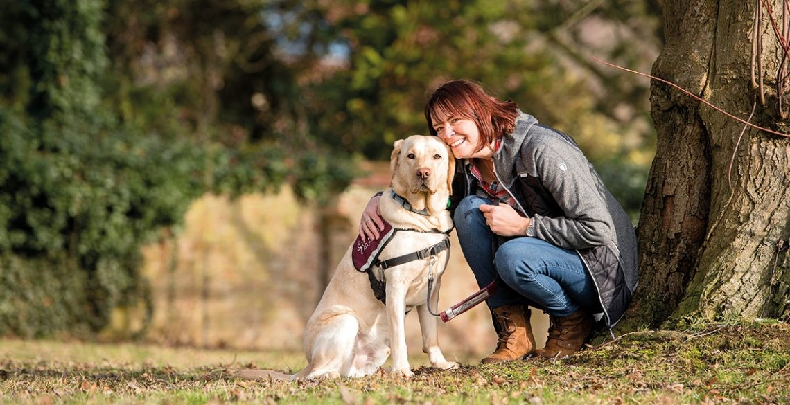 <span>Raising funds for vital work by</span><br /><span>boosting supporter engagement</span><br /><span>for Hearing Dogs</span>