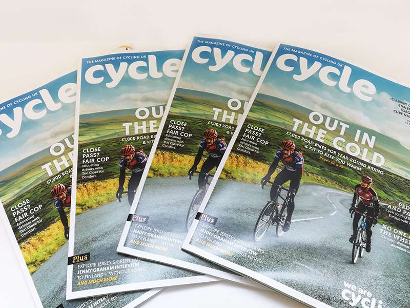 Cycle redesign reflects the sport's wide appeal