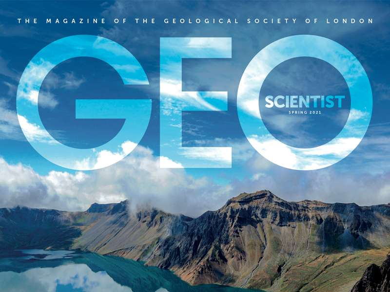Geological Society 'blown away' by JPM's relaunch of Geoscientist